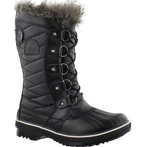 Sorel Boots Black Women's 7.5
